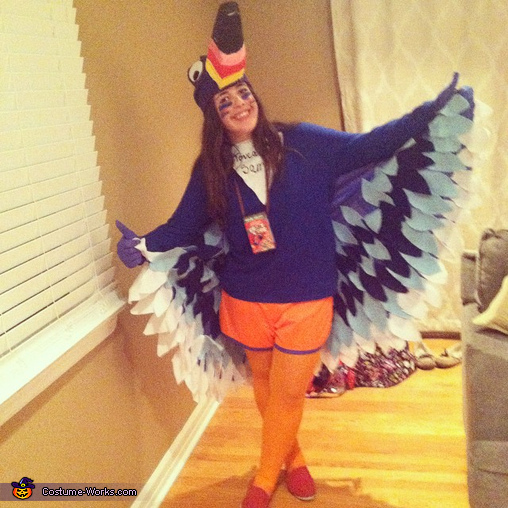 Toucan Sam, Cereal Character Mascots Group Costume