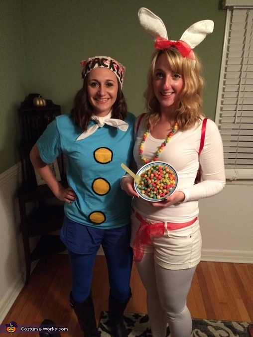 Cereal Mascots Costumes Pictures to Pin on Pinterest ...