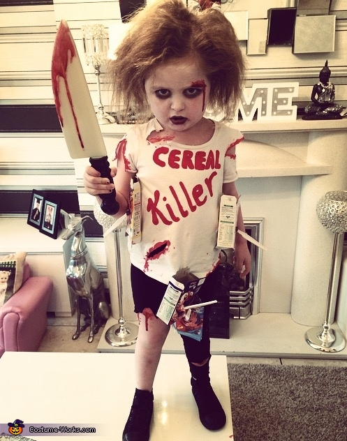 Cereal killer costume ccuart Choice Image