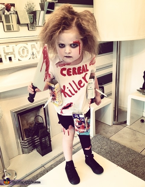 She will get you!, Cereal Killer Costume