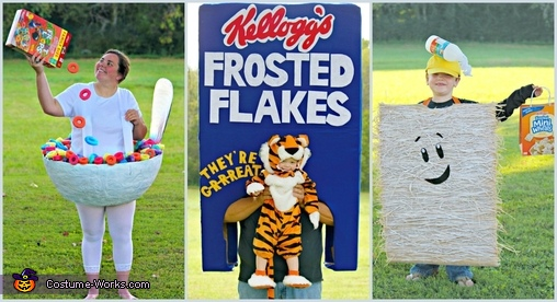 CEREAL Killers Costume