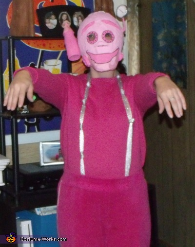 Frankenberry, Cereal Monster Boo Berry Costume