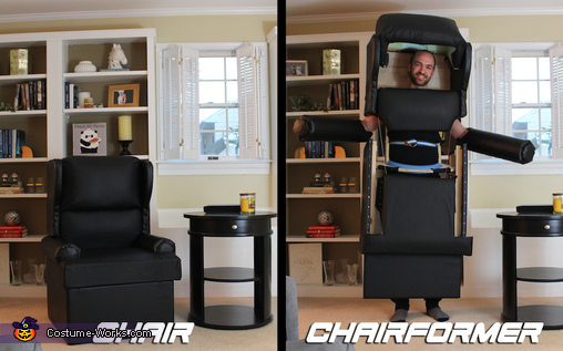 Chairformer Costume