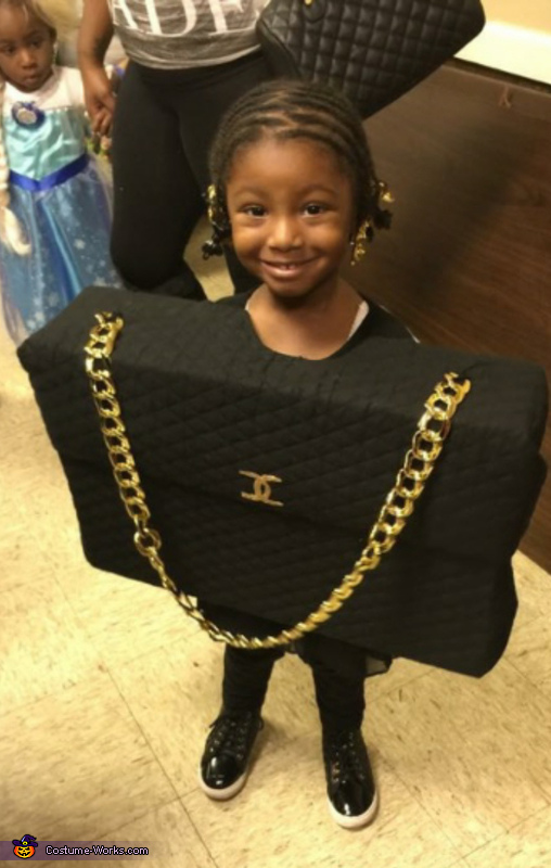 Chanel Purse Costume