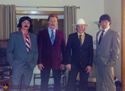 Channel 4 News Team Costume