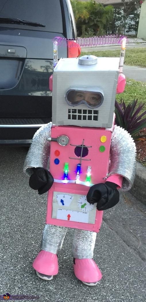 Char-Bot 2000 Costume