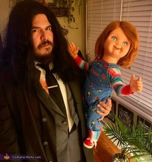 Charles Lee Ray (Chucky) Costume