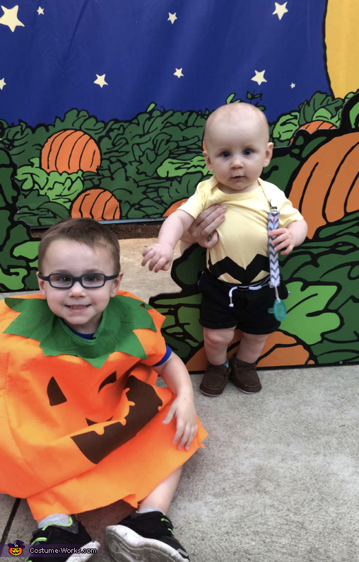 Charlie Brown and the Great Pumpkin Costume