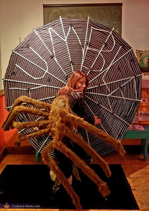 Charlotte's Web 1, Charlotte's Web Costume