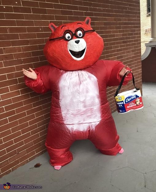 Charmin Bear Costume