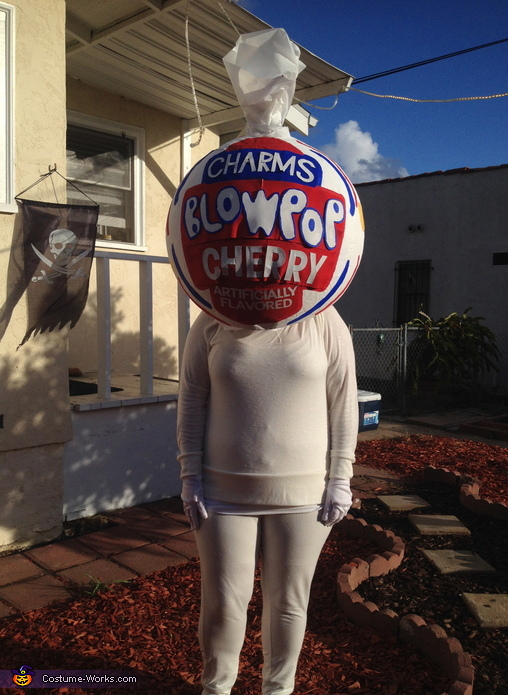 Charms Blow Pops Costume