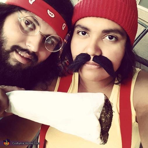 Cheech and Chong joint status, Cheech and Chong Costume
