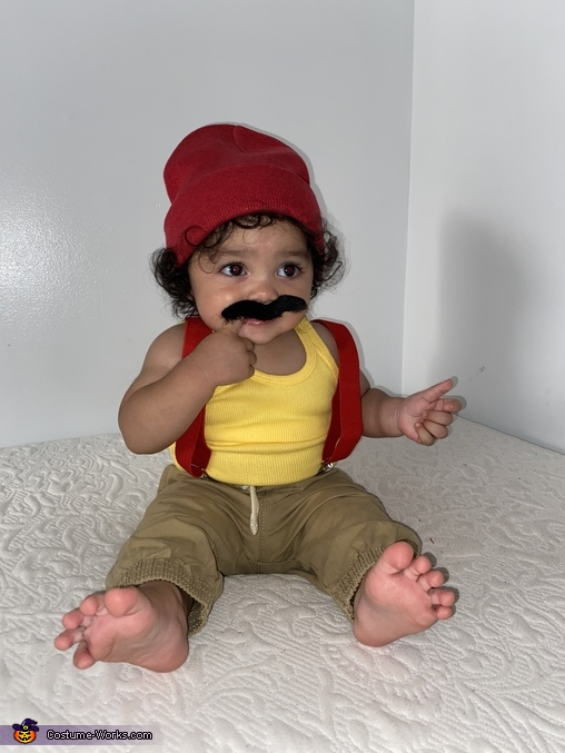 Cheech from Cheech and Chong Homemade Costume