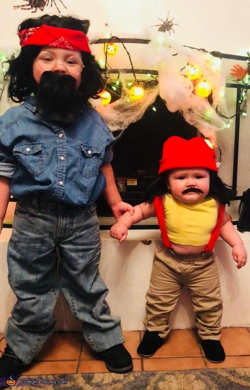 Cheech & Chong Costume