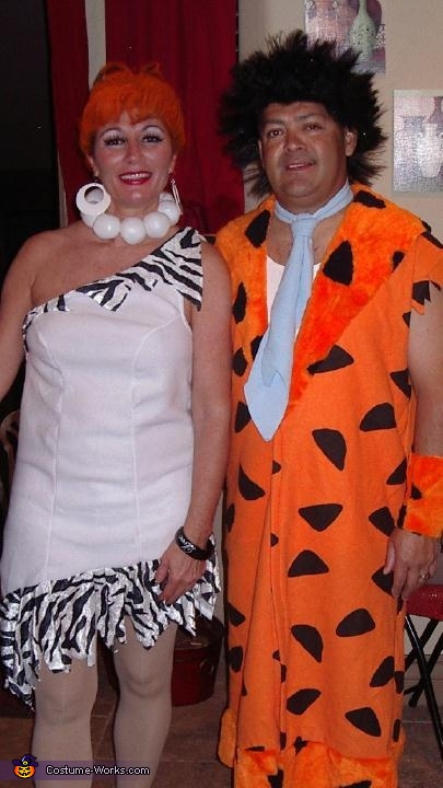 Fred & Wilma, Cheech & Chong Costume
