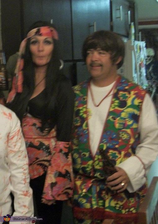 Sonny & Cher, Cheech & Chong Costume