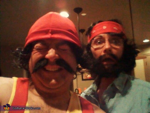 cheech chong costume