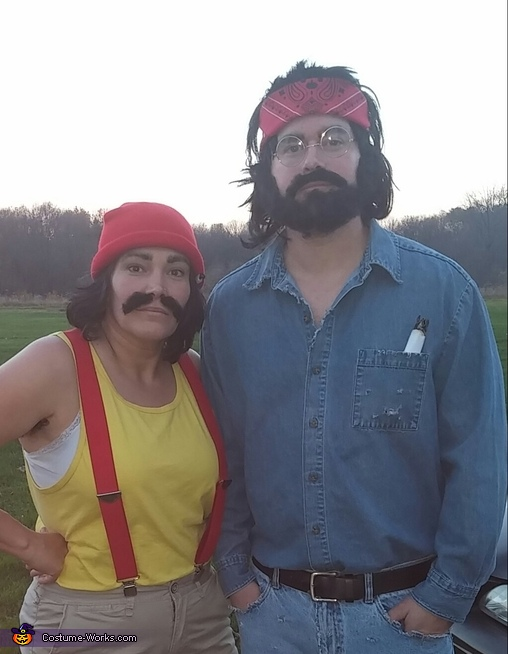 cheech chong costumes