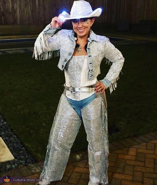 Cheeky Rhinestone Cowgirl Costume