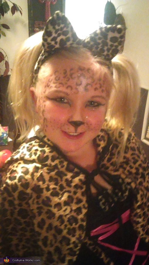 Cheeta Girl Costume