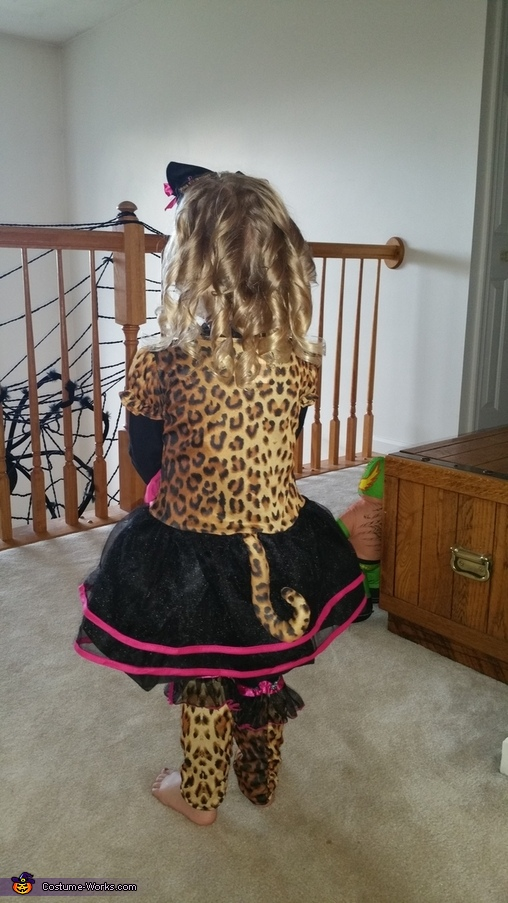 Cheetah Girl's Costume