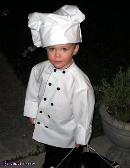 Chef Baby Costume