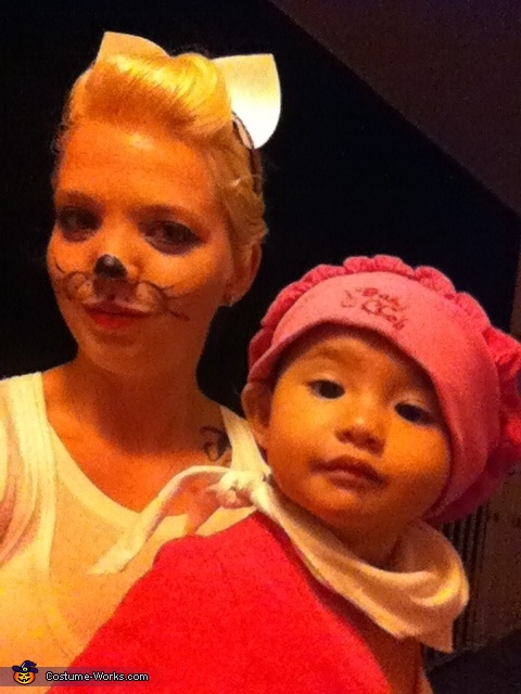 Chef Baby DIY Halloween Costume