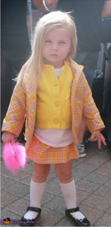 Cher from Clueless Costume