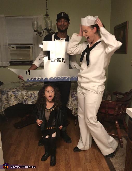 Cher: Turn Back Time Homemade Costume