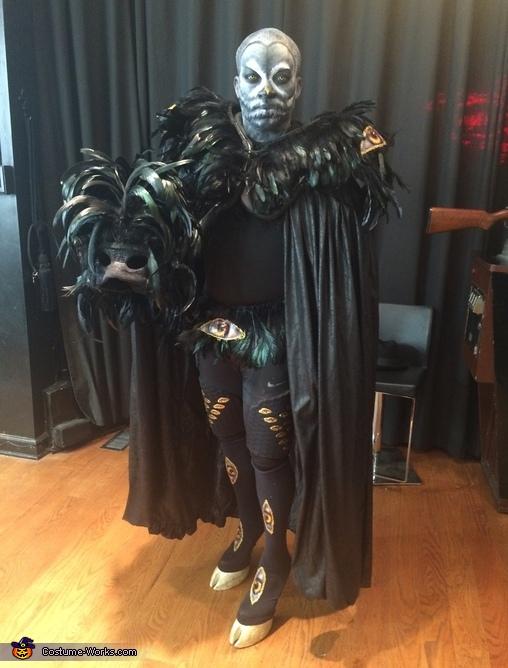 Cherubim Costume