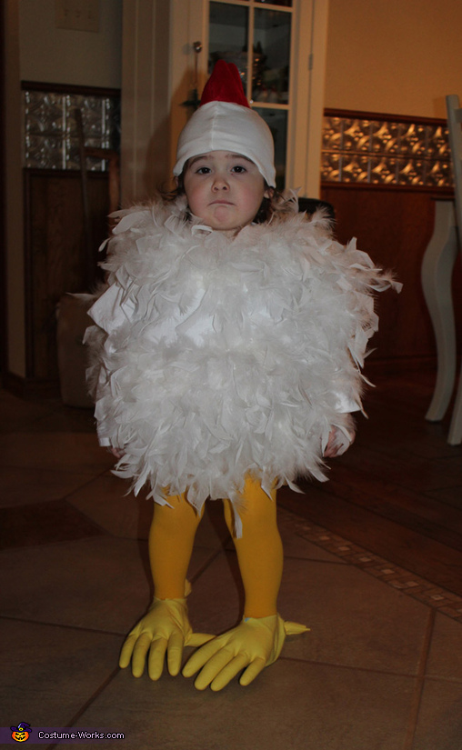 Chick Chick - Homemade costumes for babies