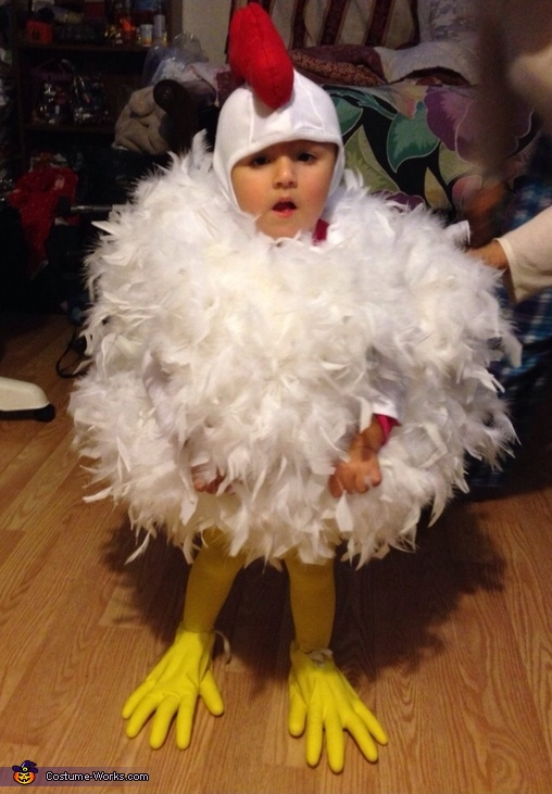 Chick Chick Chicken - Baby Halloween Costume