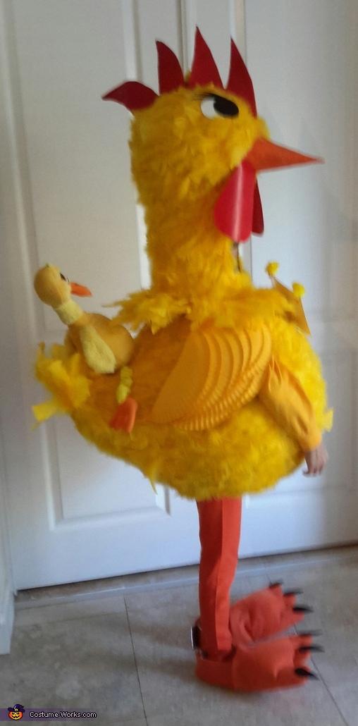Chicken Homemade Costume