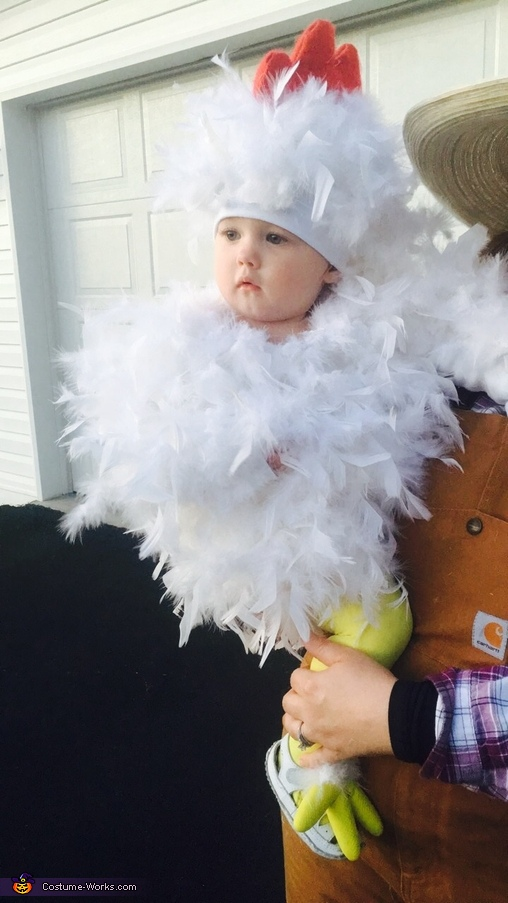 Chicken Cuteness Costume
