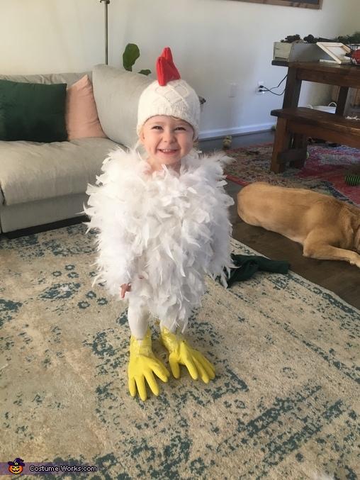 Chicken Little Costume