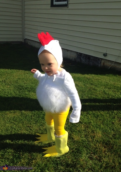 Chicken little, Chicken Little Costume
