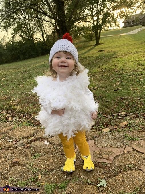 Chicken Nugget Costume