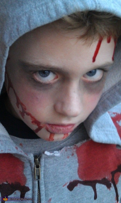 My adorable zombie!, Child Zombie Costume