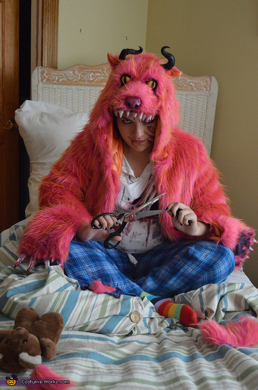 Childhood Monster Slayer Costume