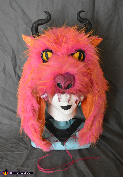 The Head of the Beast, Childhood Monster Slayer Costume