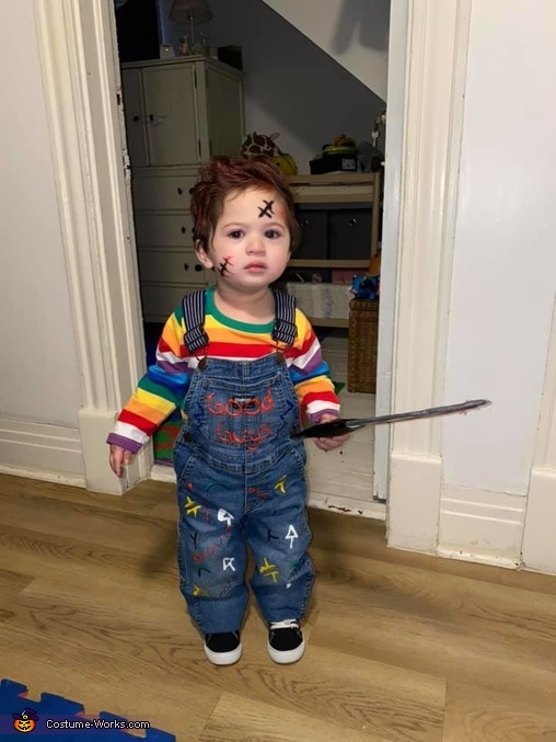 Chucky!, Childs Play Costume
