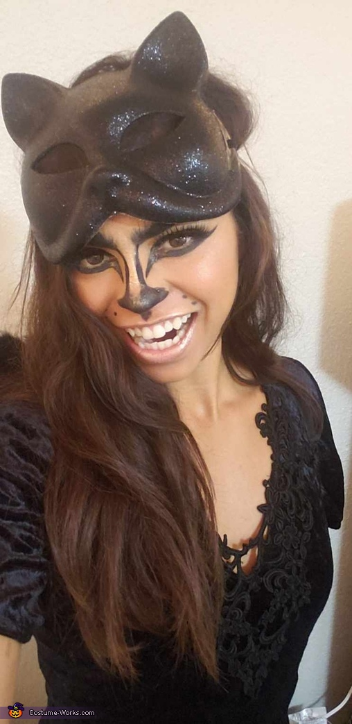 Chimera and Lady Jaguar Homemade Costume