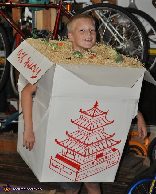 Chinese Takeout Costume