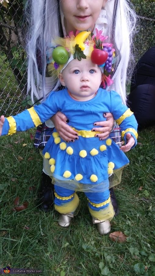 Chiquita Banana Baby Costume