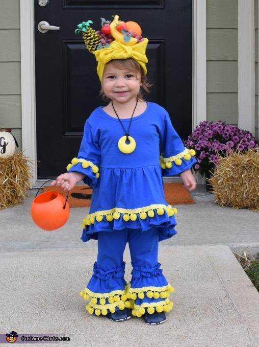 sc 1 st  Costume Works & Chiquita Banana Girl Costume