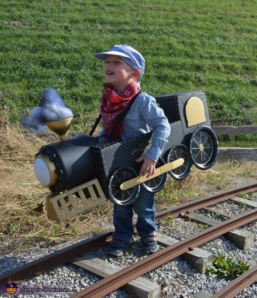 Choo-Choo Train Costume