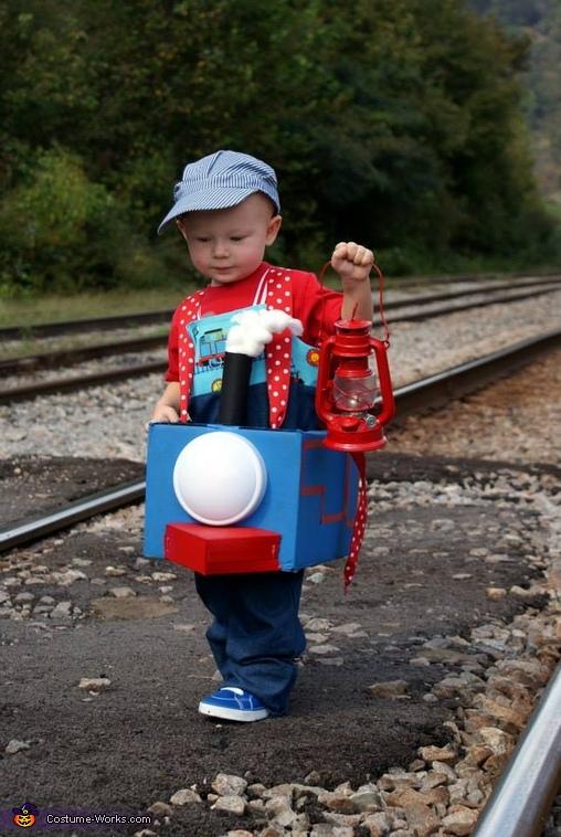 Ride the Rails!, Choo Choo Train Costume