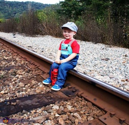 Choo Choo Train Costume