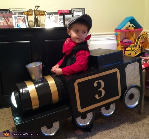 Choo Choo Train Costume
