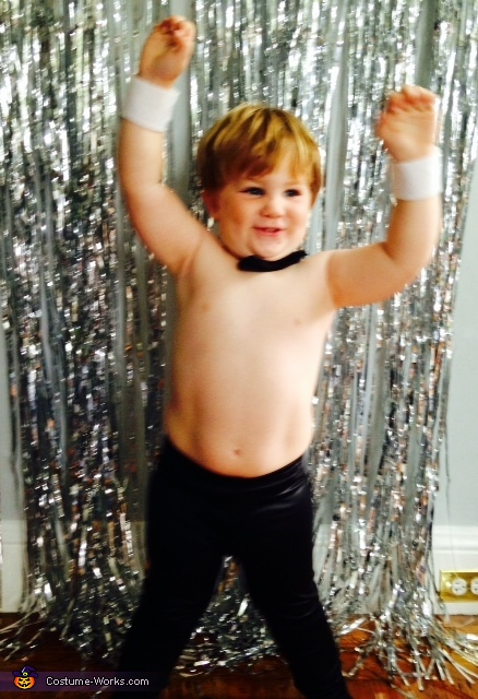 Chris Farley Chippendales Baby Costume